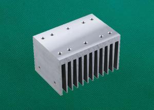 China マザーボードのための熱抵抗の陽極酸化アルミニウム脱熱器 on sale