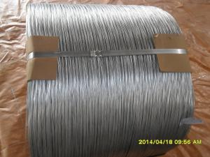 China 17# hot galvanized wire on sale