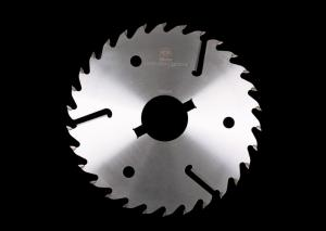 China OEM 10 Inch Bamboo Cutting Gang Rip Circular Saw Blades with Wiper 250mm supplier