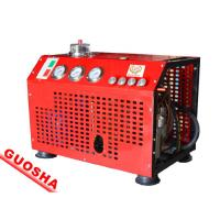 Diving pressure breathing air compressor 200bar  china gsv100