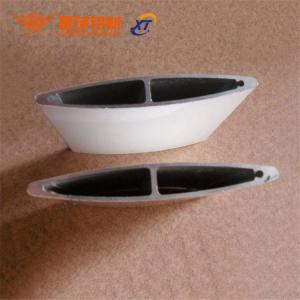 China Aluminium China manufacturer powder coated aluminium louvers profile / exterior aluminum shutters on sale