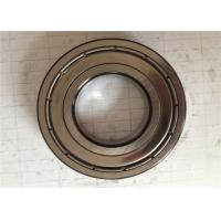 China Single Row Deep Groove Radial Ball Bearing 6303-2Z P5 / P4 For Motor / Pump on sale