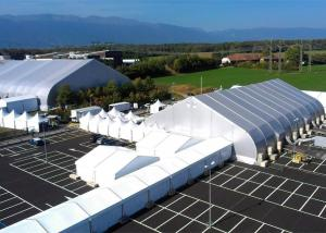 China Multifunction 30x50 Frame Tent 1500 People Capacity For Exhibition / Event on sale