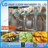 China Stainless steel electrical oven food processing machine  machinery on sale