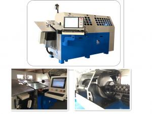 China High Precision Automatic Wire Bending Machine With Servo Motion System on sale