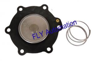 Quality PENTAIR MECAIR Diaphragm Repair Kits NBR Viton Dust collector  Mecair DB112 for sale