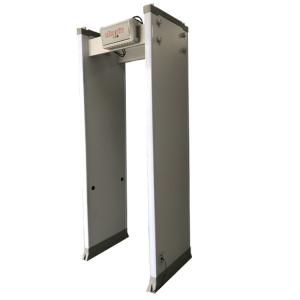 China Intelligent Standby Metal Detector Security Gate For Schoo / Airport ZA-1800N on sale