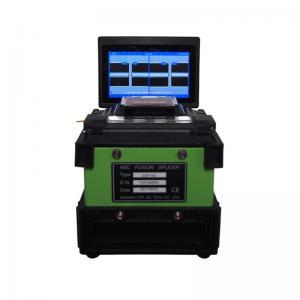 China Mini 740 DVP Splicing Machine , Optical Fiber Fusion Splicing Machine on sale
