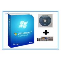 China Full In Stock Windows 7 Professional Full Retail Box Original Stable on sale