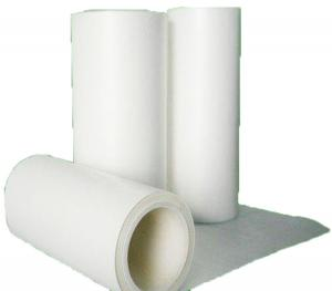 China Glassine Paper Roll Highly Density Greaseproof Single Or Double Sided on sale