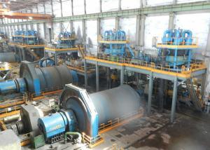 China Hematite magnetite iron ore dry beneficiation plant on sale