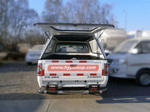 Quality Tunland pickup canopy 2007, Bed Interior Size 1520*1580*440mm for sale