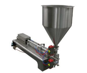 China 1.1kW 220V Automatic Piston Filling Machine for Liquid & cream with 100 - 1000ML on sale