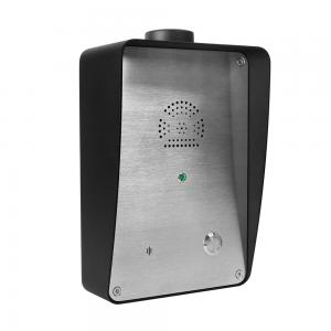 China Hands Free SOS 3G GSM Stainless Steel Intercom With Corrosion Resistant on sale