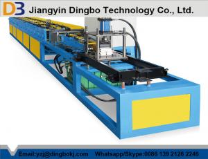 China Light Steel Keel Construction Stud And Track Roll Forming Machine With Automatic Control on sale