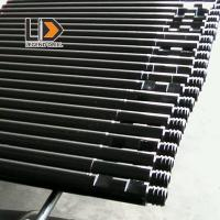 China Drill Shank End R25 Threaded Drill Rod , Forging T38 Hex Extension Bar on sale