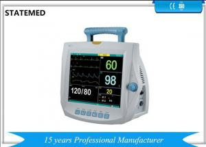 China Doctor Diagnose Multi Parameter Patient Monitor Vital Signs Devices With LCD Display on sale
