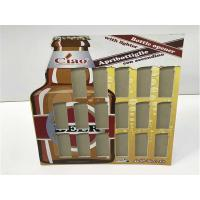 China Delicate Cardboard Countertop Displays , Paper Counter Display With Support Board on sale