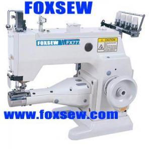 China Feed on Type Interlock Sewing Machine FX777 on sale