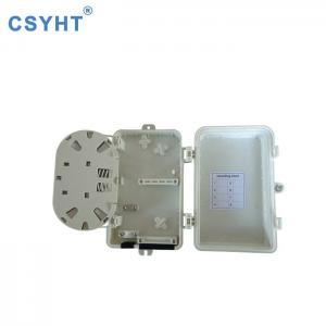 China Outdoor IP65 Waterproof 8Core FTTH Fiber Optic Termination Distribution Box on sale
