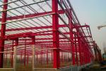 Light Prefabricated Steel Structure Warehouse / Agricultural Building Construction