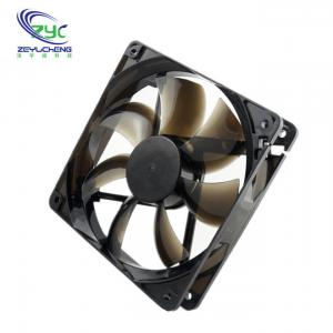 China Wholesale low noise DC 12V 14025 140X140X25mm Exhaust Electric Motor Cooling Fan on sale