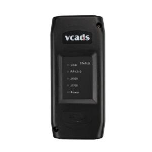 China VCADS Pro 2.40 for Volvo Truck Diagnostic Tool With Multi languages on sale