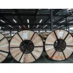 China Lightweight ACSR Aluminium Conductor Steel Reinforced Cable With Wooden Drums Packing wholesale