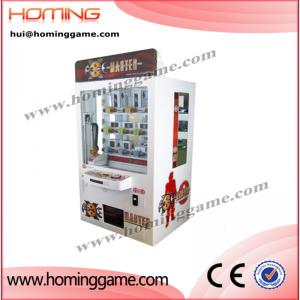 China Hot sale candy claw crane prize vending game machine arcade toy gift machine(hui@hominggame.com) on sale