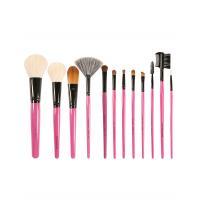 12 Pieces Make Up Brushes Set For Face Blender/Eyeshadow,Foundation Buff Brush, China Concealer brush, Eyeliner, Wholesa