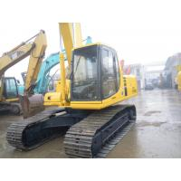 China $33000 Hot-item Komatsu PC200-6 USED EXCAVATOR for sale, new undercarriage on sale