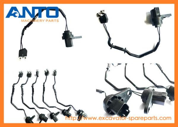 6156-81-9110 6D125 Fuel Injector Wiring Harness For PC400-7 ... on