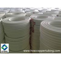 Natural Gas Air Conditioning Capillary Plastic Coated Copper Tubing with Customized Size