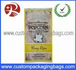 OPP / CPP Custom Recycled Plastic Food Packaging Bags For Dry Food