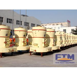 China Bentonite grinding mill on sale