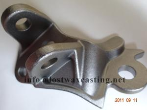 China Silica Sol Investment Casting Agricultural Machinery Parts on sale