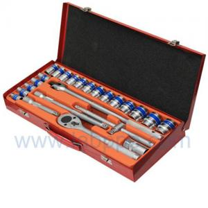 "Quality TST24-1/2"" Dr. Cr-V 24pcs Hand Socket Set.,Hand Tool Kit for sale"