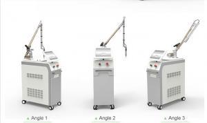 China La venta caliente 1064nm / 532nm Q cambió el equipo de la belleza del retiro del tatuaje del laser del yag del nd on sale
