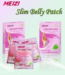 China Meizi Belly Weight Loss Slimming Patches Get Rid Of Phlegm Dampness on sale