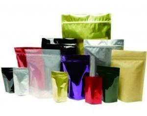 China A venda por atacado em linha feita sob encomenda do produto comestível levanta-se o saco de plástico do saco do empacotamento de alimento do malote on sale