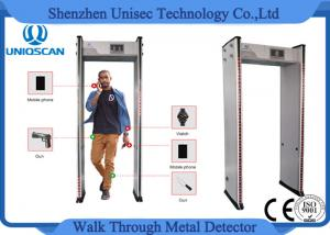 China 33 / 36 Zones X Ray Body Scanner Light Weight UB800 With 7.0 Inch Screen on sale