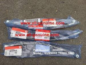 China CUMMINS TEREX 3098939 FLEXIBLE HOSE NHL MINING DUMP TRUCK TR35 TR50 TR60 TR100 3305B 3305F 3303 3307 TR45 TR70 MT4400 on sale