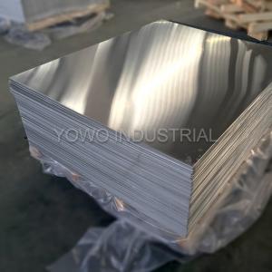 China 2300mm Width 0.4mm 1000 Series Aluminum Sheet on sale
