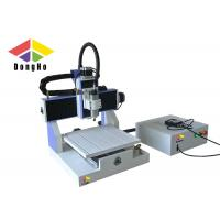 China Small 3D CNC Router Engraver Machine With 300 mm * 400 mm Working Table on sale
