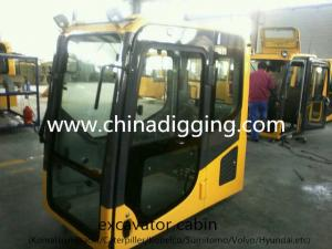 China excavator cabin(Komatsu/Hitachi/Caterpiller/Kobelco/Sumitomo on sale