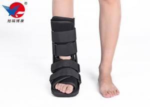China Great Ventilation Medical Walking Boot , Orthopedic Walking Boot Built In Airbags on sale