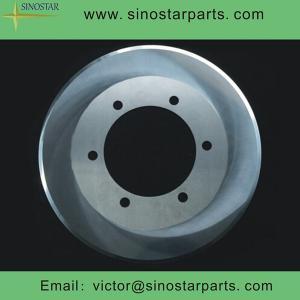 China corrugated carton tungsten carbide slittering circular knives on sale