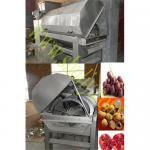 uva e de casca da romã máquina