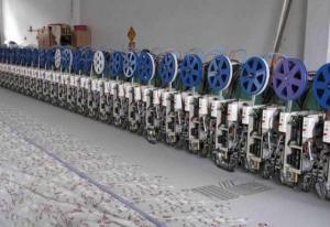 China Mayastar Multi-head Chenille embroidery machine on sale
