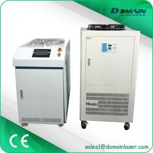 China Automatic Industrial Laser Welding Machines For Stainless Steel Water Tank 500w 600w on sale